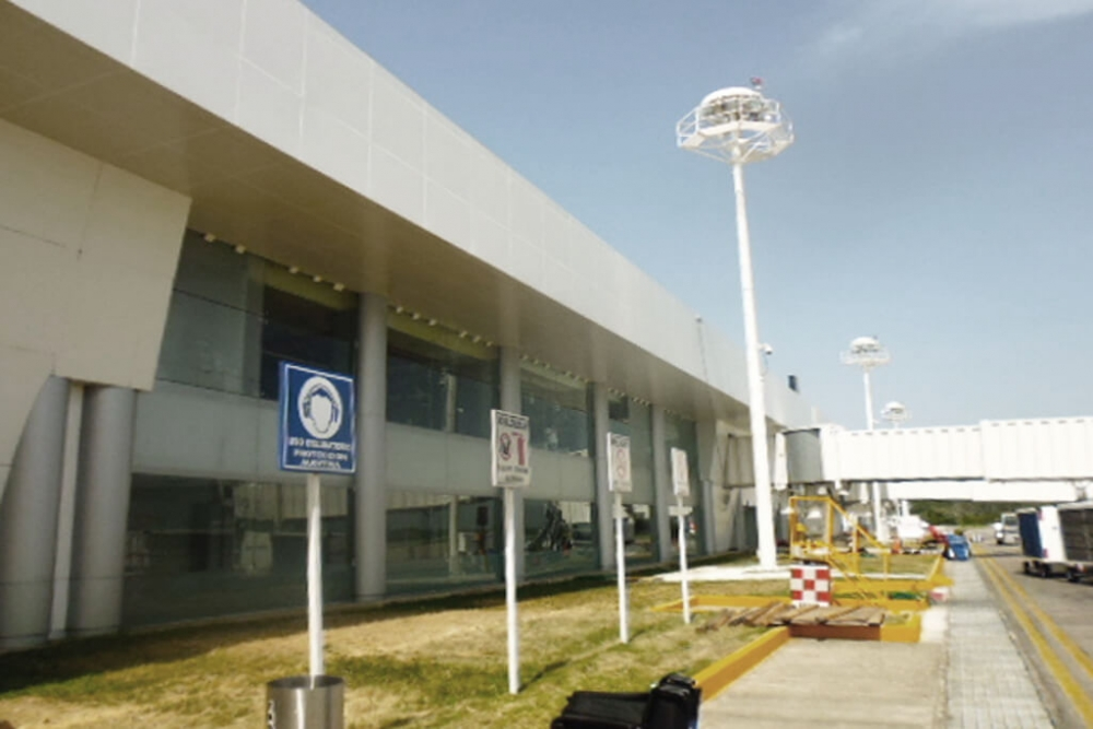 AEROPUERTO DE VILLAHERMOSA