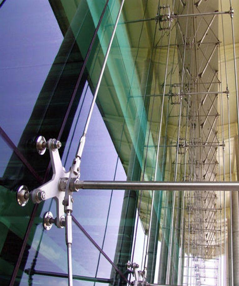 fachadas de araña